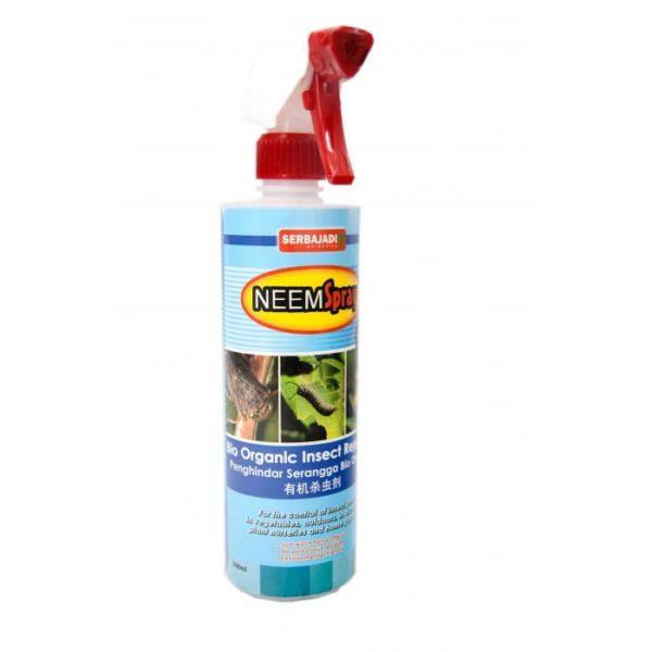 Serbajadi NeemSpray Bio Organic Insect Repellent