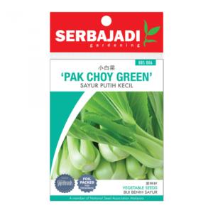 Serbajadi Pak Choy Green Seeds