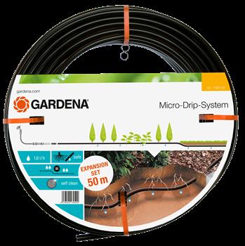 GARDENA BELOW AND ABOVE GROUND DRIP IRRIGATION LINE - 50M (extension set)