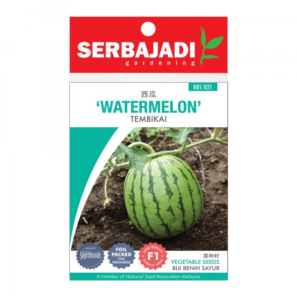 Serbajadi watermelon seeds