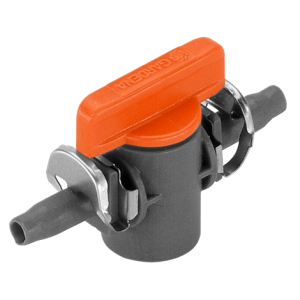 "Gardena Shut-Off Valve 4.6 mm (3/16"")"