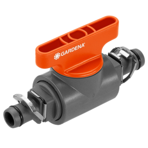 "Gardena Shut-Off Valve 13 mm (1/2"")"