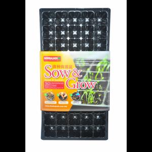 Serbajadi sow and grow tray